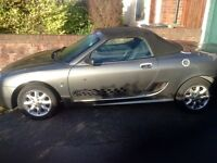 2003 MGTF Convertible (Spares or repair)