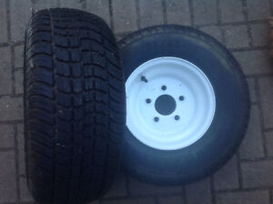 Trailer Tires - Mint Condition