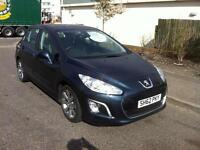 Peugeot 308 1.6e-HDi ( 112bhp ) ( s/s ) 2012MY Active