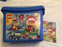 Lego creator bricks box 6167