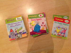 Alpha Tales and Number Tales books