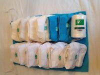 Brand New Tots Bots Reusable Nappy kit