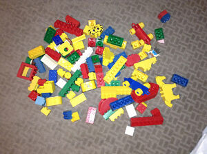 Large collection of Duplo building blocks for sale