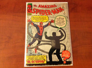 The Amazing Spider-Man #3, 1st Appearance Dr. Octopus