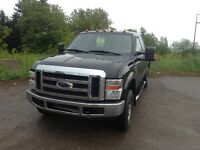 2008 Ford F-250 Xlt diesel 4wd xcab short box