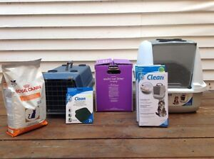 Kit pour chat/everything for cat