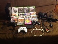 Xbox 360 250 Go 3 manette, Kinect, jeux