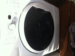 Kenmore front loading washer and dryer