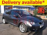2015 Seat Ibiza Toca 1.4 DAMAGED REPAIRABLE SALVAGE