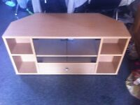 Woodern TV unit