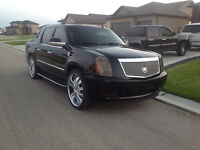 2007 Cadillac Escalade EXT----- LOW  KMS---