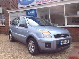 2006 06 Ford Fusion 1.4TDCi Zetec Climate TURBO DIESEL