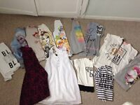 Girls clothes, age 13-14