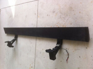 LIGHTED ELECTRIC RUNNING BOARDS