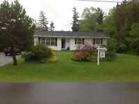 House for sale Rothesay, N. B.