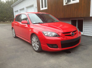2007 Mazdaspeed 3 $5500 Nego or trade.