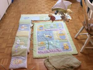 Ensemble pour bassinette - lit de bebe