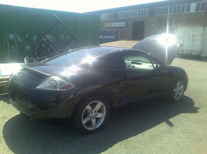 2007 Mitsubishi Eclipse Coupe (2 door) PRICED TO SELL *$1777*