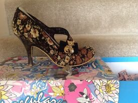 Irregular Choice Wiskers Size40 BNIB