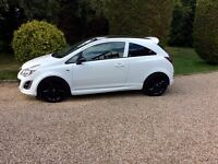 Corsa limited edition only 36000 fsh