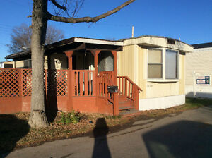 RENT TO OWN OR FOR SALE 2bdr mobile home/w sunroom & $59,900