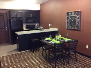 Estevan, Fully Furnished, 2 Bedroom Suites