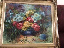 3 Oil Paintings