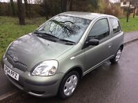 2004 Toyota Yaris 1.0 T3-40,000-12 months mot-service history-1 previous owner-great value