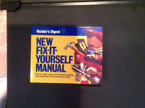 Vintage Readers Digest 1996 fix it yourself manual