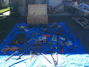 Selling Gramp's tool chest