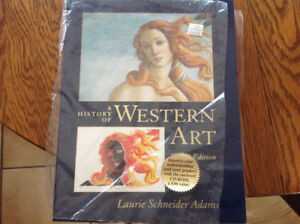 TEXTBOOK: A History of Western Art by Laurie Schneider Adams*