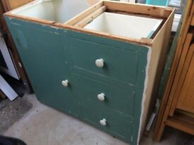 Cupboard/drawers