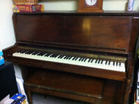 Moving Give Away - Piano with great sound