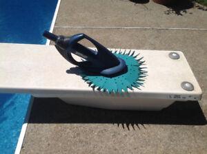 BARACUDA-Aspirateur de piscine ( ensemble complet)