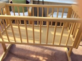 Mothercare baby crib