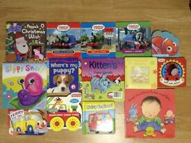 Bundle of baby / toddler board books