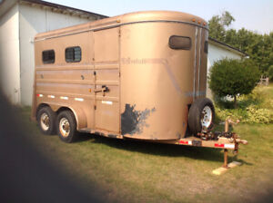 Horse/Motorcycle/Cargo Trailer and Pick-up Truck Deal