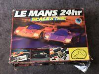 Scalextric Le Mans 24hour boxed set