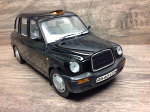 1998 TX1 LONDON TAXI CAB  1 18 Diecast SUN STAR