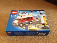 Lego City 3366 Rocket Platform