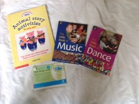 Activity Books bundle - suitable for 2-5 year olds for early years