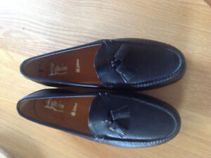 Alden Leather dress shoes. Size 11.5 D