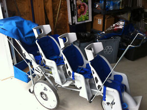 Runabout Quad Stroller