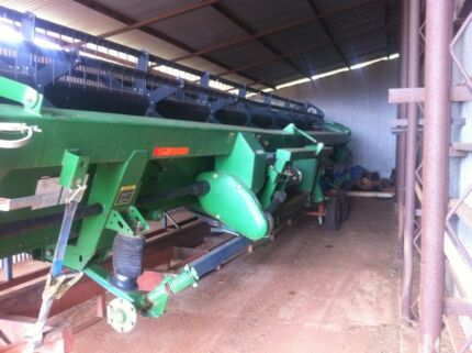 936d John deere front Trangie Narromine Area Preview
