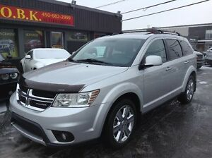 Dodge Journey AWD/R-T/CUIR/TOIT/BLUETOOTH/ 2012