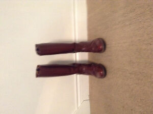 Men's Leather Riding Boots