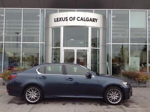 2014 Lexus GS 350 AWD 6A Technology Plus Package