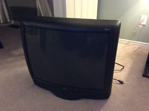 27 inch RCA CRT TV