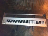 Korg M3 88 keyboard only-Expressive 88-keys real weighted hammer