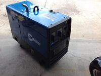 Miller Bobcat 250 Gas welder/ Generator AC & DC